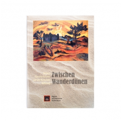 "DVD Arvydo Baryso filmas ""Zwischen Wanderdünen"""