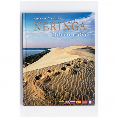 """Fotoalbumas """"Neringa – Lietuvos perlas"""""""